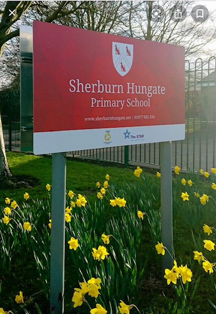 Sherburn Hungate hero image
