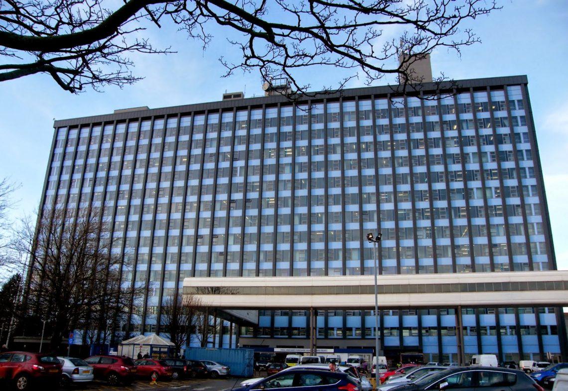 Hull Royal Infirmary Virology Building hero image